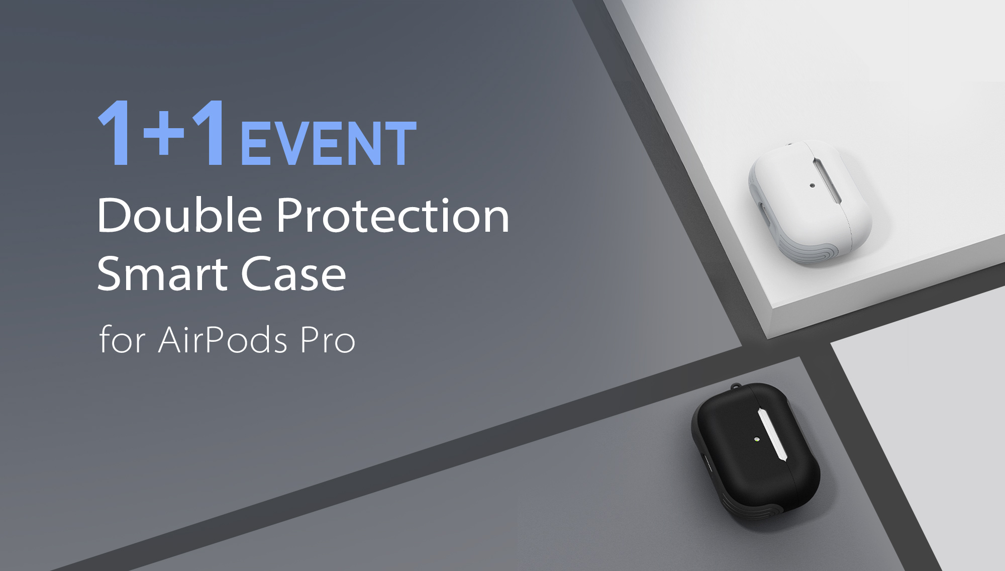 AirPods Pro case 1+1